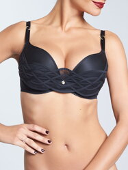 Podprsenka push up CHANTELLE (6452-02)